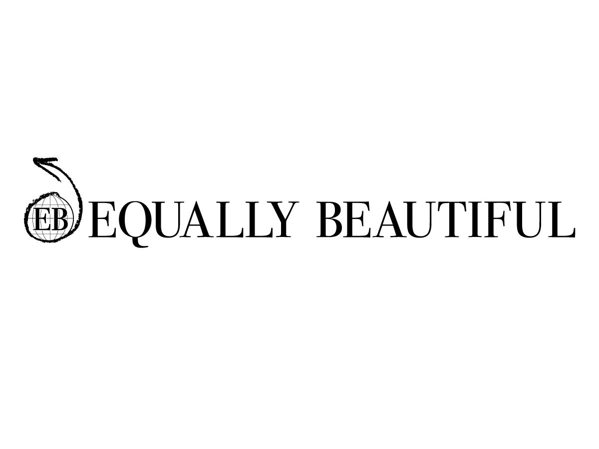 EQUALLY BEAUTIFULのブランドロゴ