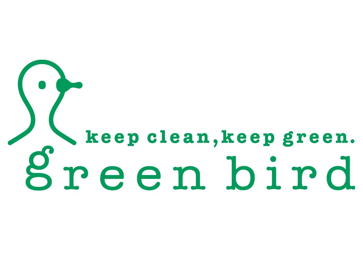売上金の一部をNPO法人green bird(グリーンバード)へ寄付いたします。